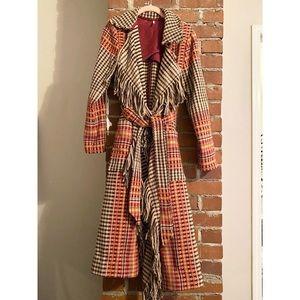 Free People Mila Wrap Coat